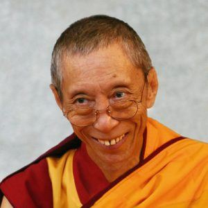 Our Founder - Venerable Geshe Kelsang Gyatso Rinpoche
