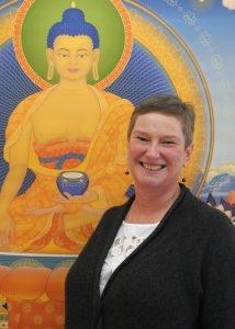 Teacher Sue Leeks