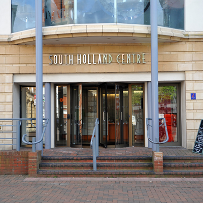South Holland Centre, Spalding