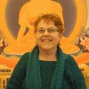 Teacher Sue Gunn