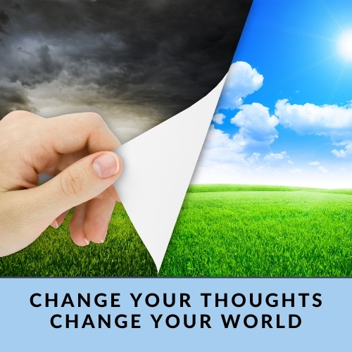 Change your thoughts retreat