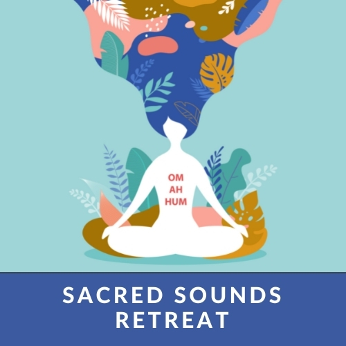 Image to click for Sacred sounds retreat