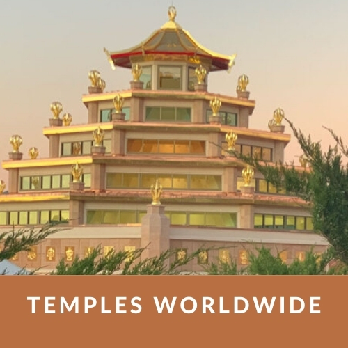 Kadampa Buddhist Temples worldwide