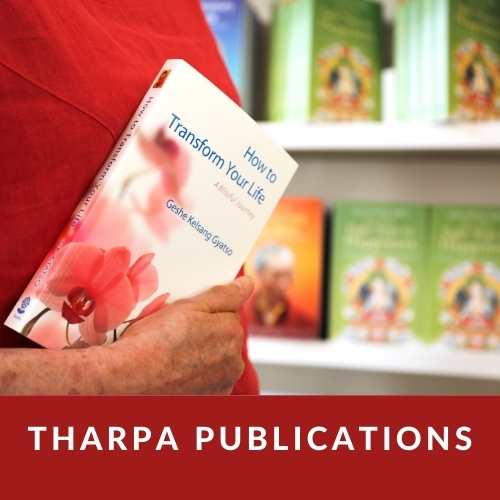 Click for Tharpa Publications