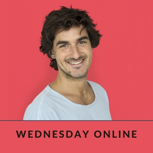Click to book Wednesday online