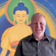 Meditation teacher Peter Bygrave