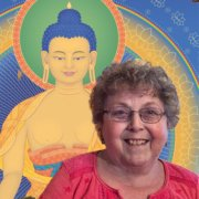 Meditation teacher Sue Gunn
